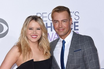 Joey Lawrence Arrivals at the People's Choice Awards