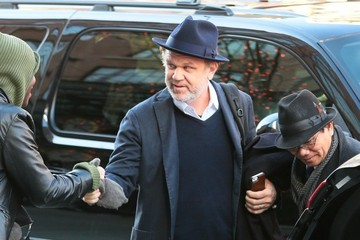 John C. Reilly John C. Reilly Spotted in NYC