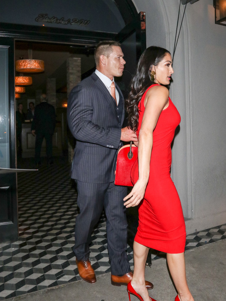 John Cena Nikki Bella Photos - John Cena and Nikki Bella ...