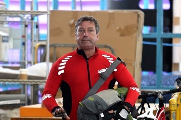 John Torode John Torode at the London Studios