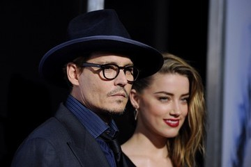 Johnny Depp '3 Days to Kill' Premieres in Hollywood
