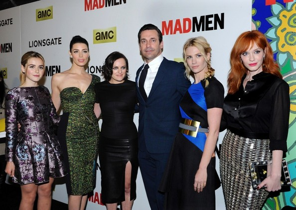 'Mad Men' Season 7 Premiere in Hollywood
