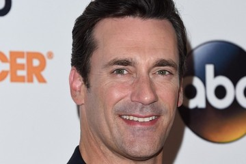 Jon Hamm 4th Annual Stand Up To Cancer