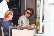 Jonathan Cheban is seen in Los Angeles, California.
