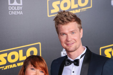 Joonas Suotamo Premiere Of Disney Pictures and Lucasfilm's 'Solo: A Star Wars Story'