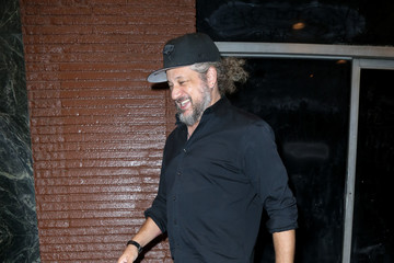 Joseph Reitman Celebrity Sightings at Katsuya Restaurant