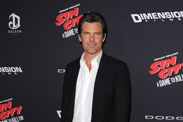 Josh Brolin 'Sin City: A Dame to Kill For' Premieres in Hollywood