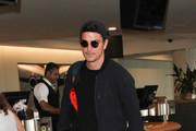Josh Hartnett Is Seen at LAX