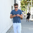 Joshua Jackson Joshua Jackson Seen In Los Angeles