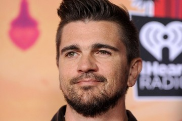 Juanes iHeartRadio Music Awards Press Room