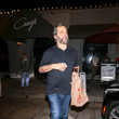 Judd Apatow Judd Apatow Outside Craig's Restaurant In West Hollywood