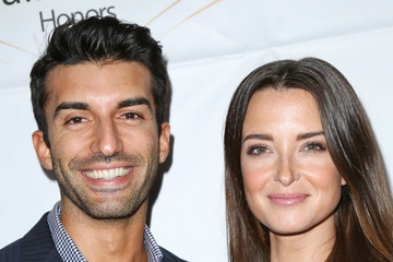 Justin Baldoni Celebrities Attends the Hollywood Walk of Fame Honors at Taglyan Complex