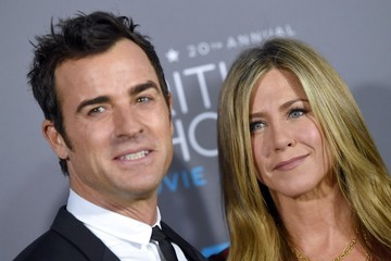 Justin Theroux Arrivals at the Critics' Choice Movie Awards