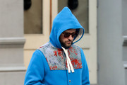 Justin Timberlake Rocks A Hoodie In New York City