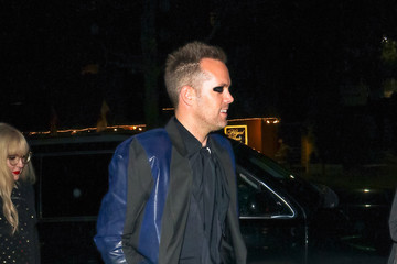 Justin Tranter Justin Tranter Outside The W Hotel In Westwood
