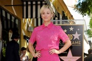 Kaley Cuoco Honored on the Walk of Fame