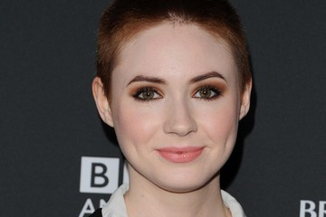 Karen Gillan Stars at the BAFTA LA Britannia Awards