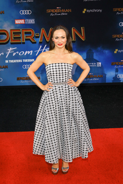 Premiere of Sony Pictures' 'Spider-Man Far From Home'