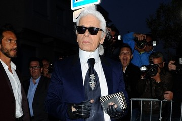 Karl Lagerfeld Chanel Dinner in Cannes