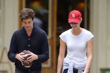 Karlie Kloss Karlie Kloss and Joshua Kushner Step Out in NYC