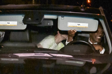 Kate Beckinsale Pete Davidson And Kate Beckinsale Are Seen Together On Sunset Blvd In West Hollywood