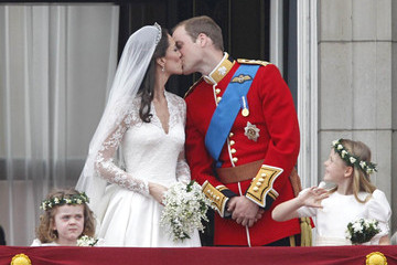 Catherine Middleton now known as the Duke Kate to Duchess of Cambridge in one year
