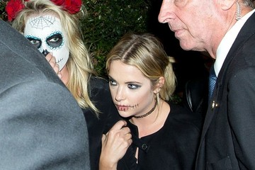 Kate Hudson Kate Hudson and Ashley Benson at Casamigos Tequila's Halloween Party