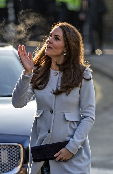 Kate Middleton - Kate Middleton at a Family and Friends Event