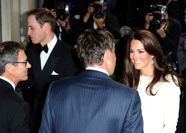 Kate Middleton Photos Photos Will And Kate Attend Thirty Club