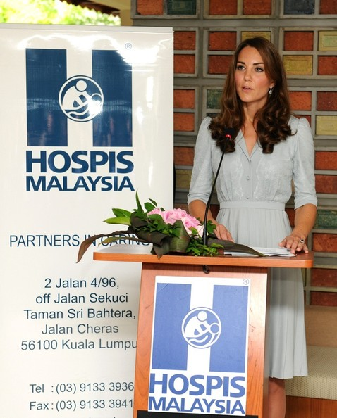 Kate Middleton - Will and Kate Visit Malaysia 3