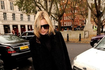 Kate Moss Kate Moss Heads to Lunch 2