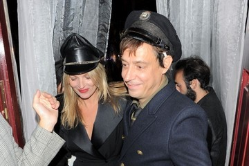 Kate Moss Celebs Spotted at LouLou's in Mayfair — Part 2