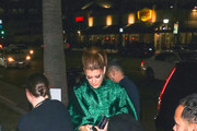 Kate Walsh Outside NeueHouse In Hollywood