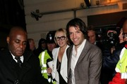FOR USA SALES: Contact Randy Bauer (310) 910-1113 bauergriffinsales@gmail.com.FOR UK SALES: Contact Caroline 44 207 431 1598 MUST BYLINE: EROTEME.CO.UK.Kate Winslet and husband Ned RocknRoll leaving The Book of Mormon press night at the Prince of Wales theatre in London.