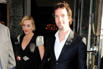 Kate Winslet Ned Rocknroll Kate Winslet and Ned Rocknroll Head Out