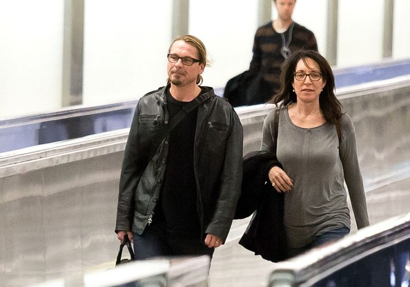 Katey Sagal and Kurt Sutter Photos Photos - Kurt Sutter ...