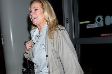 Kathie Lee Gifford Kathie Lee Gifford Arrives at LAX