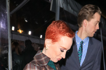 Kathy Griffin Kathy GriffinOutside 13th Annual Oscar Wilde Awards At Bad Robot