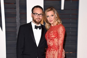 Katie Cassidy Stars at the Vanity Fair Oscar Party