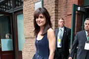 Katie Holmes Heads Out for the Day