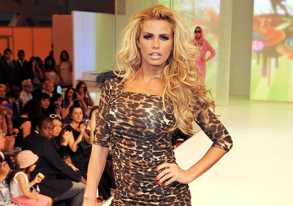 Katie Price - Katie Price's New Fashion Line