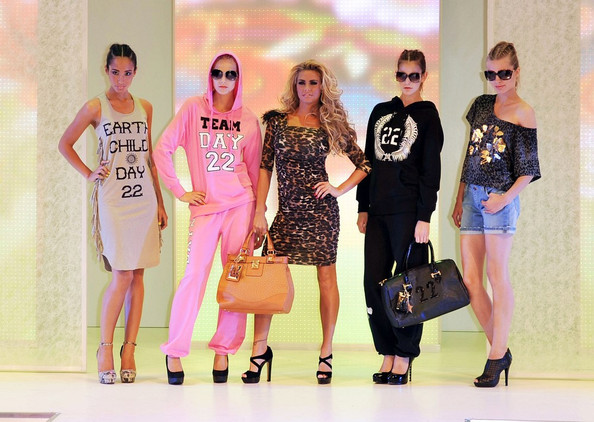 katie price s new fashion line zimbio