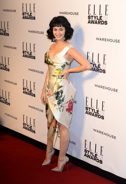 Katy Perry - Arrivals at the ELLE Style Awards — Part 2