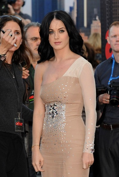 Katy Perry 'Arthur' premieres at the Cineworld Cinema in the O2 Arena.