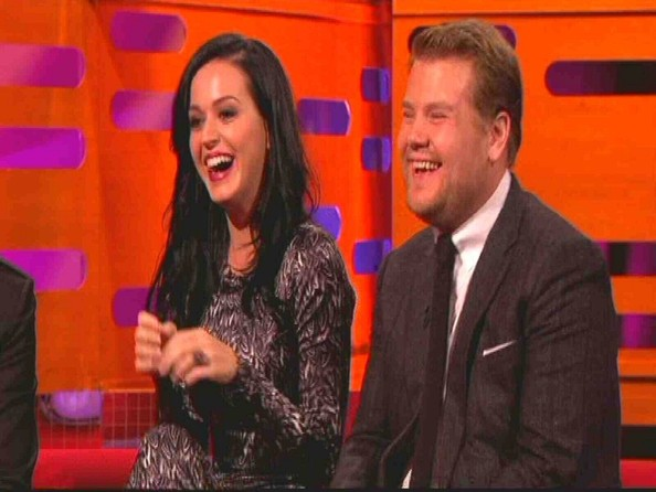 Stars on the 'Graham Norton Show'