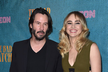 Keanu Reeves 'The Bad Batch' Premiere