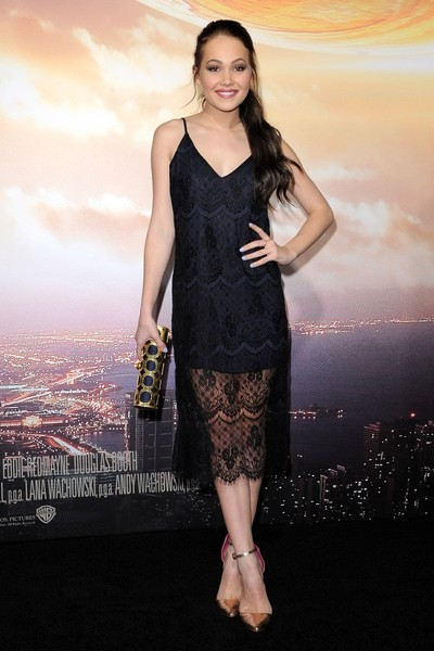 'Jupiter Ascending' Premieres in Hollywood []