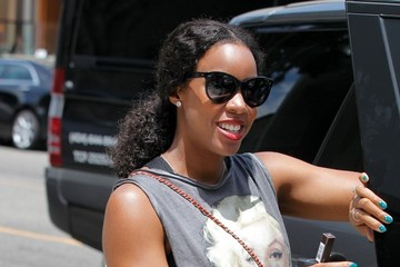 Kelly Rowland Kelly Rowland Out and About