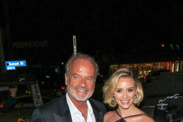 Kelsey Grammer Kelsey Grammer Outside Chateau Marmont Hotel in West Hollywood