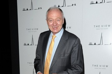 Ken Livingstone The Shard Launch Party